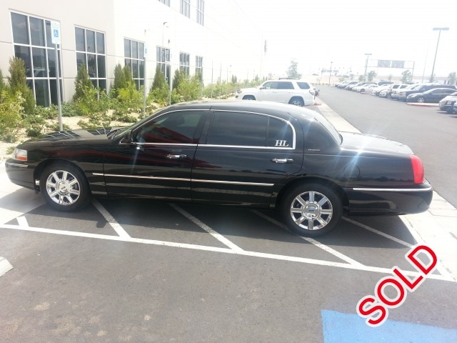 Used 2007 Lincoln Town Car L Sedan Limo Las Vegas Nevada 11 000