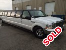 2000, Ford Excursion XLT, SUV Stretch Limo