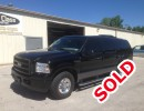 2005, Ford Excursion XLT, SUV Limo, Executive Coach Builders