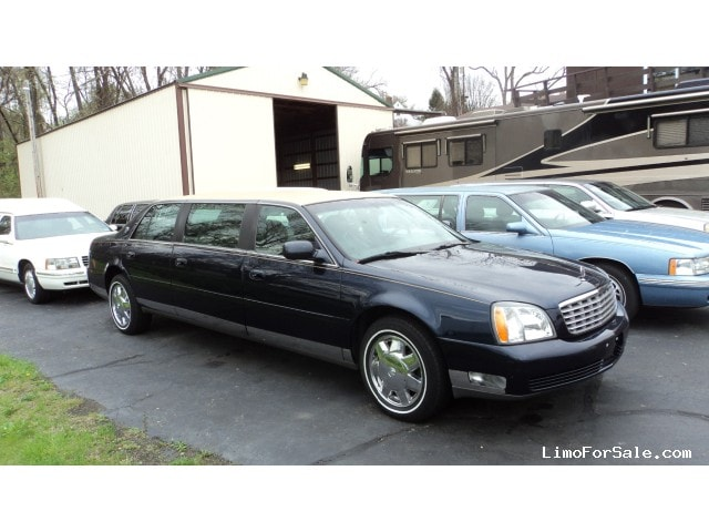 Used 2004 Cadillac Xts Limousine Funeral Limo S Amp S Coach