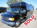 2003, Ford E-450, Mini Bus Executive Shuttle, Krystal