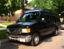 2004, Ford E-250, Van Executive Shuttle, Turtle Top