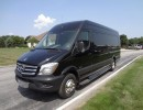 2014, Mercedes-Benz Sprinter, Van Executive Shuttle, Battisti Customs
