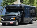2005, Ford E-450, Mini Bus Party Limo, StarTrans
