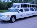 1999, Lincoln Town Car, Sedan Stretch Limo, LCW