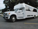 2014, Ford F-550, Mini Bus Executive Shuttle, LGE Coachworks