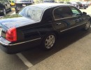 2010, Lincoln Town Car L, Sedan Limo