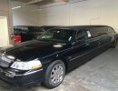 2003, Lincoln Town Car L, Sedan Stretch Limo, Krystal