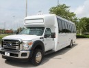 2015, Ford F-550, Mini Bus Shuttle / Tour, Krystal
