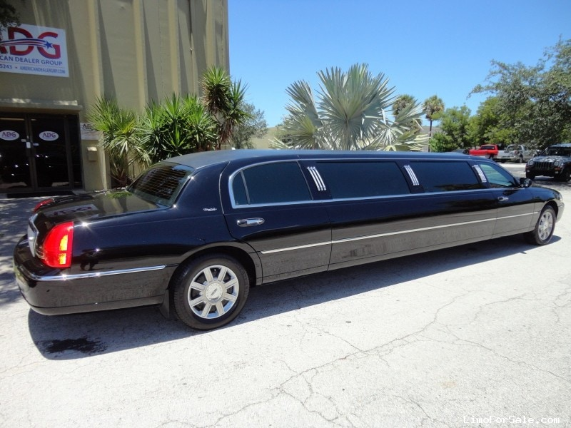 used 2008 lincoln town car sedan stretch limo dabryan delray beach florida 21 500 limo. Black Bedroom Furniture Sets. Home Design Ideas