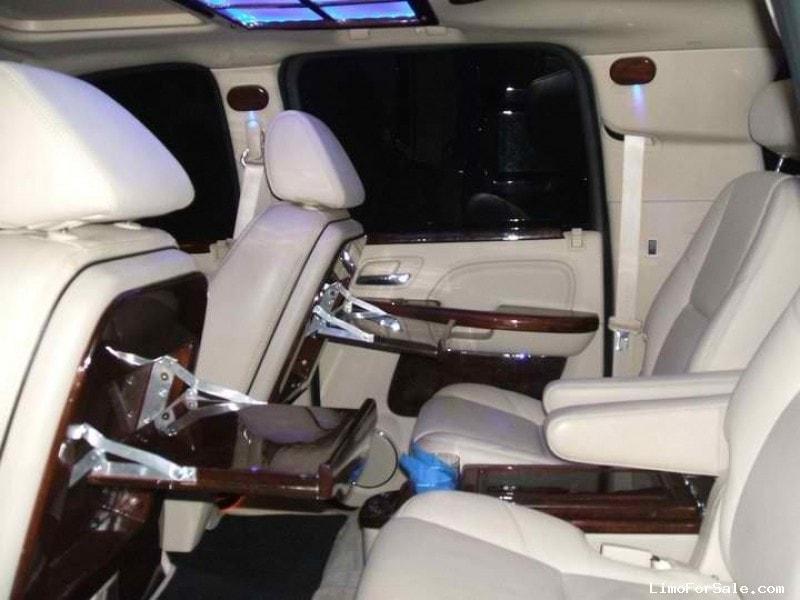 Limos For Sale >> Used 2007 Cadillac Escalade ESV SUV Limo - ELMHURST, New ...