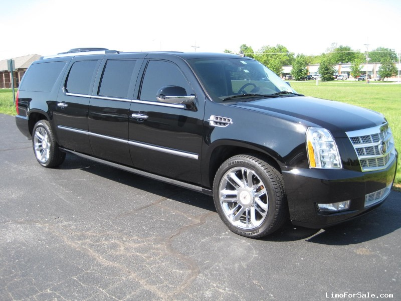 Escalade For Sale >> Used 2009 Cadillac Escalade ESV SUV Stretch Limo Executive Coach Builders - baltimore, Maryland ...