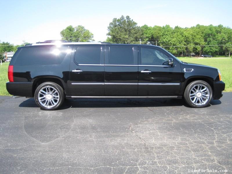 Used 2009 Cadillac Escalade ESV SUV Stretch Limo Executive Coach Builders - baltimore, Maryland ...
