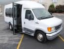 2005, Ford E-350, Mini Bus Executive Shuttle, Turtle Top
