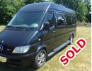 2006, Dodge Sprinter, Van Limo, Elite Coach