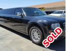 2010, Chrysler 300, Sedan Stretch Limo, Limos by Moonlight