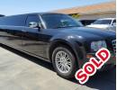 Used 2010 Chrysler 300 Sedan Stretch Limo Limos by Moonlight - Buena Park, California - $23,500