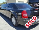 Used 2010 Chrysler 300 Sedan Stretch Limo Limos by Moonlight - Buena Park, California - $23,500