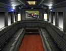 2016, Ford E-450, Mini Bus Limo, Battisti Customs