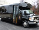 New 2016 Ford E-450 Mini Bus Limo Battisti Customs - Kankakee, Illinois - $84,350