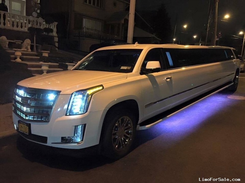 Limos For Sale >> Used 2015 Cadillac Escalade SUV Stretch Limo Blackstone Designs - staten island, New York ...