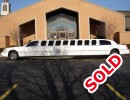 2003, Lincoln Town Car, Sedan Stretch Limo, Craftsmen