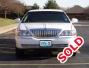 Used 2003 Lincoln Town Car Sedan Stretch Limo Craftsmen - Wentzville, Missouri - $10,000