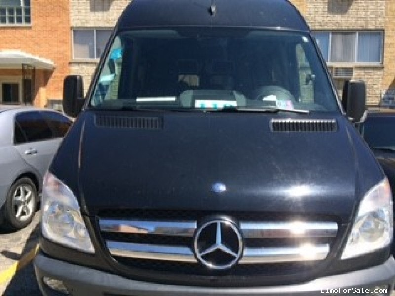 Used 2012 Mercedes-Benz Sprinter Van Shuttle / Tour  - Palatine, Illinois - $19,900