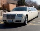 2005, Chrysler 300, Sedan Stretch Limo, S&R Coach