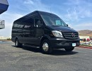 2016, Mercedes-Benz Sprinter, Van Shuttle / Tour, Tiffany Coachworks