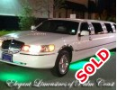 1999, Lincoln Town Car, Sedan Stretch Limo, Viking