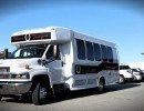 2007, Chevrolet C4500, Mini Bus Limo, Turtle Top