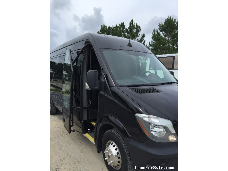 New 2015 Mercedes-Benz Sprinter Van Shuttle / Tour Meridian Specialty Vehicles - Trussville, Alabama - $80,000