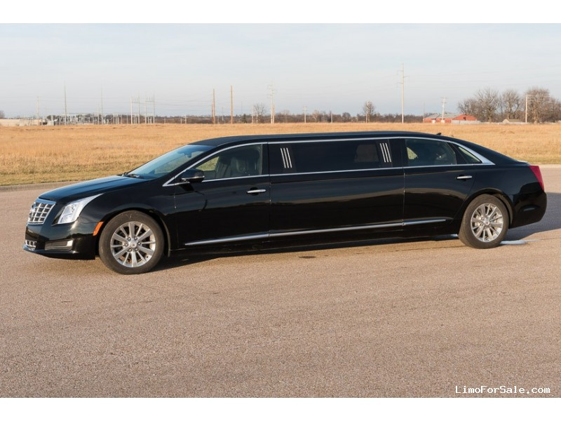 New 2014 Cadillac XTS Limousine Sedan Stretch Limo ...