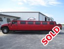 2005, Hummer H2, SUV Stretch Limo, Legendary