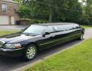 2004, Lincoln Town Car, Sedan Stretch Limo, Krystal