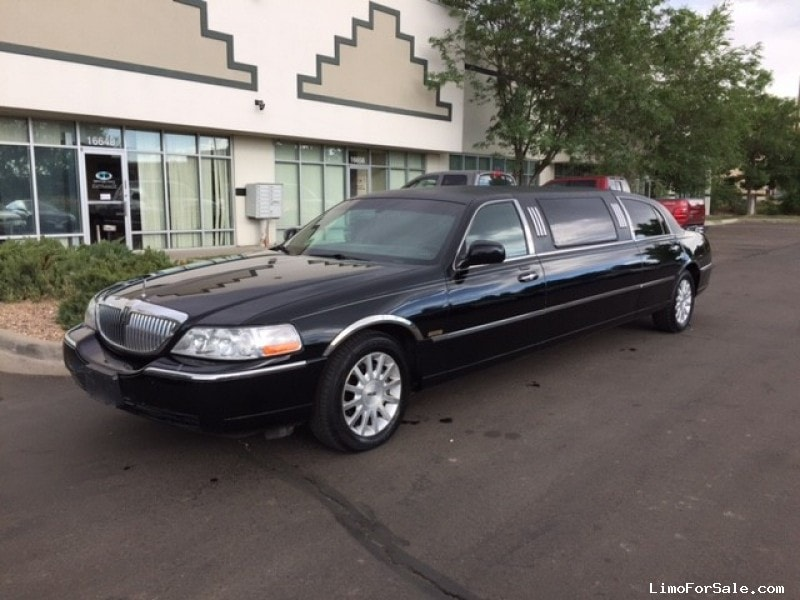 Used 2006 Lincoln Town Car Sedan Stretch Limo Springfield - Aurora, Colorado - $7,499