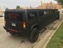 2004, Hummer H2, SUV Stretch Limo, US Coachworks