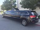 2015, Jeep Grand Cherokee, SUV Stretch Limo, Platinum Coach