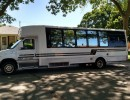 2001, Ford E-450, Motorcoach Limo, Turtle Top