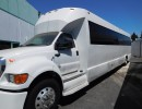 2011, Ford F-750, Mini Bus Shuttle / Tour, Tiffany Coachworks