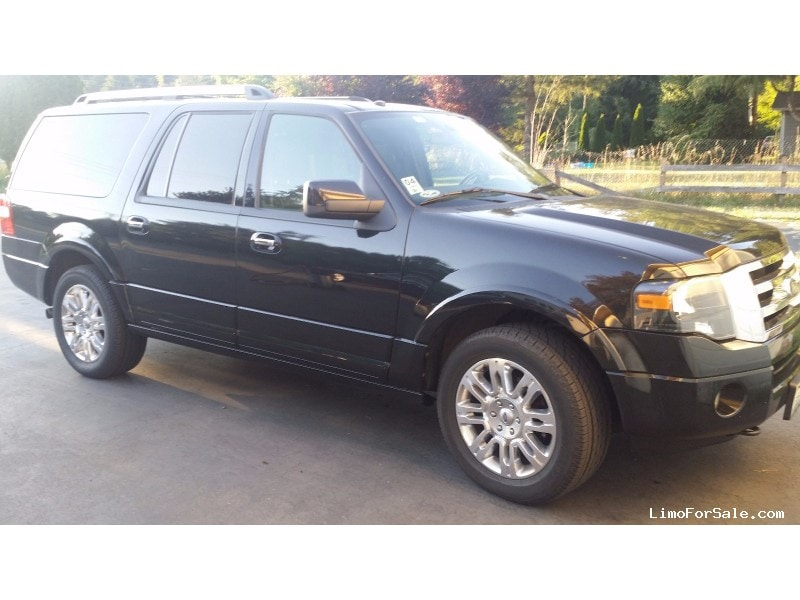 Used 2012 Ford Expedition EL SUV Limo  - Renton, Washington - $25,000