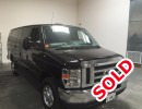 Used 2011 Ford E-350 Van Shuttle / Tour  - Anaheim, California - $16,900