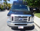 2013, Ford E-350, Motorcoach Shuttle / Tour, Turtle Top