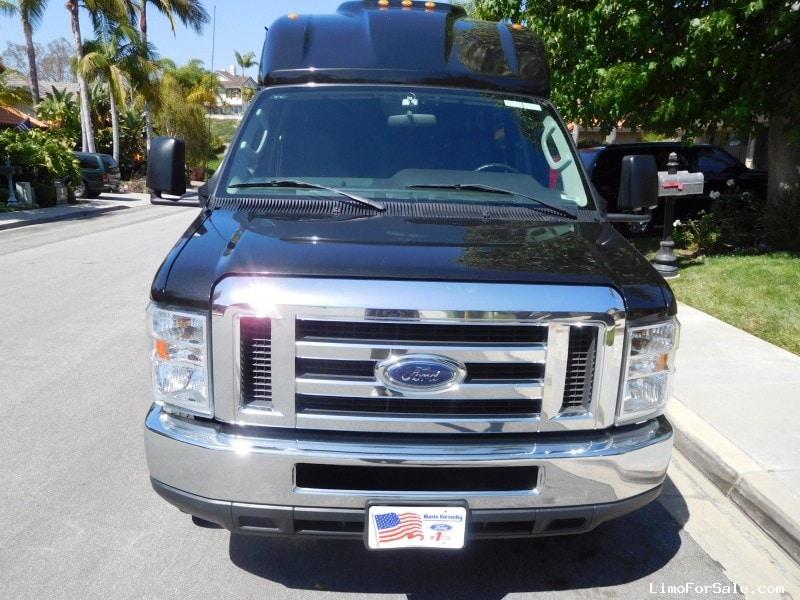 Used 2013 Ford E-350 Mini Bus Shuttle / Tour Turtle Top - Anaheim, California - $36,900
