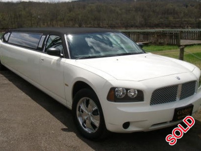 Used 2008 Dodge Charger Sedan Stretch Limo Springfield