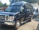 2008, Ford E-350, Mini Bus Shuttle / Tour, Turtle Top
