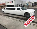 2006, Chrysler 300, Sedan Stretch Limo, LA Custom Coach
