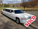 Used 2006 Lincoln Town Car Sedan Stretch Limo Krystal - hartsdale, New York    - $12,500