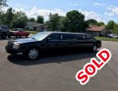 2001, Cadillac Seville, Sedan Stretch Limo, Krystal